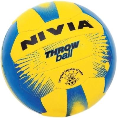 Nivia Plain Throw Ball -   Size: 5