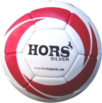 Monika Sports Silver Football -   Size: 5,  Diameter: 25 cm
