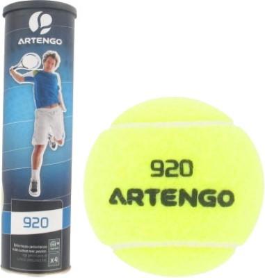 Artengo 920-X-4 Tennis Ball -   Diameter: 6.65 cm
