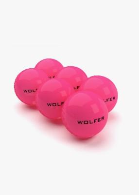 Wolfer Wind (Heavy) Cricket Ball -   Size: Standard,  Diameter: 6.5 cm