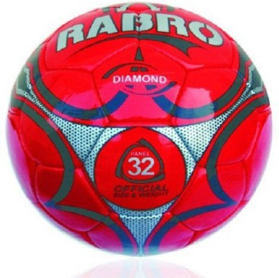 Rabro DIAMOND-1 Football -   Size: 5,  Diameter: 24 cm