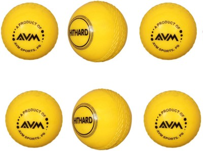 AVM Windball-13 Cricket Ball -   Size: Standard,  Diameter: 6.5 cm