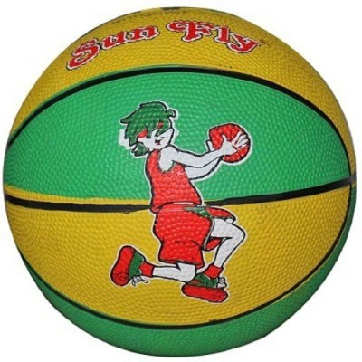 Sunfly Basketball BestQuality Basketball -   Size: 3,  Diameter: 2.5 cm