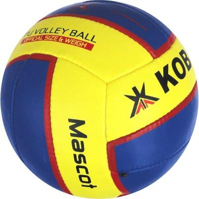 Kobo Mascot Volleyball -   Size: 4,  Diameter: 21 cm
