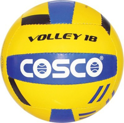 Cosco Volley 18 Volleyball -   Size: 4,  Diameter: 21 cm