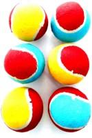 Starling StarTenCricol1 Cricket Ball -   Size: 6(Pack of 6, Multicolor)