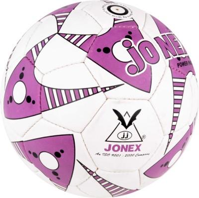 JJ Jonex Power Pack Football -   Size: 5,  Diameter: 22 cm