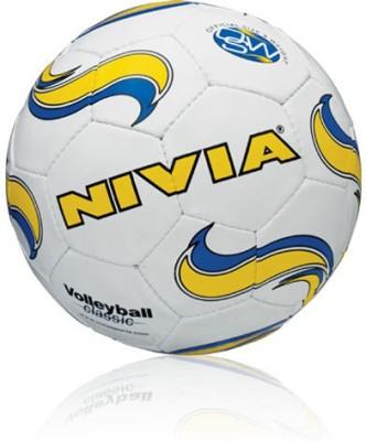 Nivia Classic Volleyball -   Size: 4,  Diameter: 2.5 cm