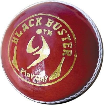 SM Black Buster Cricket Ball -   Size: 5,  Diameter: 2.5 cm