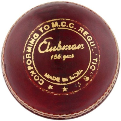 GM Club Cricket Ball -   Size: 1,  Diameter: 2.5 cm