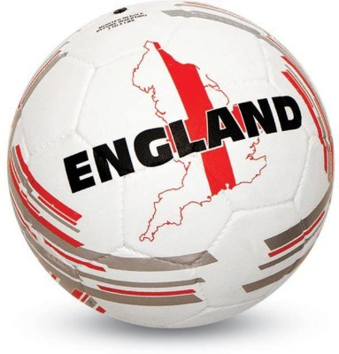 Nivia Country Colour (England) Football - Size- 5, Diameter- 22 cm