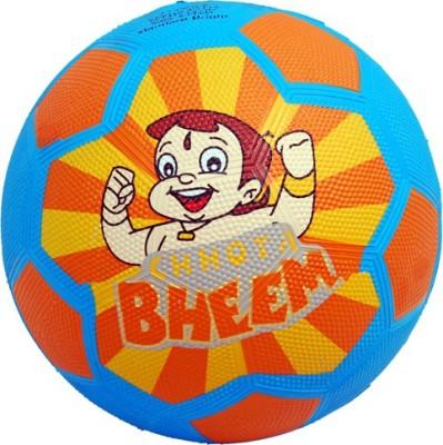 Montez Chota Bheem Pro Football -   Size: 5,  Diameter: 68.5 cm