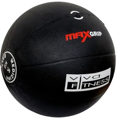 Vector X Viva Max Grip Medicine Ball -   Size: 5,  Diameter: 2.5 cm