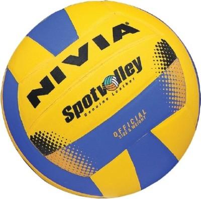 Nivia Spot Volleyball - Size- 3