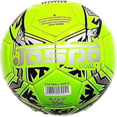 Jaspo GOAL GREEN Football -   Size: 5,  Diameter: 25 cm