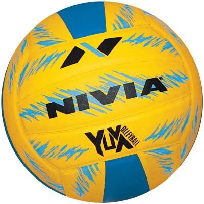 Nivia Yuva Volleyball -   Size: 3,  Diameter: 18.5 cm