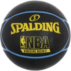 Spalding Highlight Basketball -   Size: 7,  Diameter: 30 cm