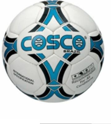 Cosco Brazil Football - Size- 5, Diameter- 21 cm