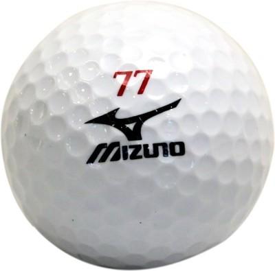 Mizuno T-Zoidwhite Golf Ball -   Size: 4,  Diameter: 0.45 cm