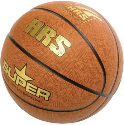 HRS Super Basketball -   Size: 6,  Diameter: 23.5 cm