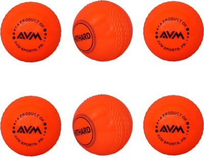 AVM Windball-11 Cricket Ball -   Size: Standard,  Diameter: 6.5 cm