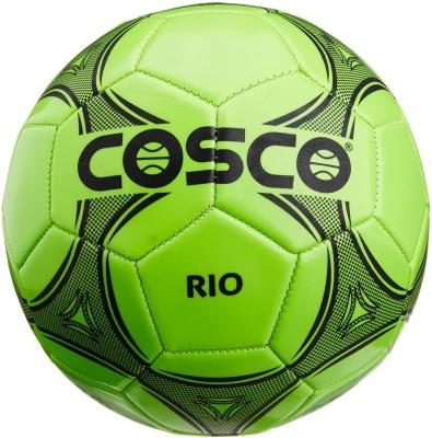 Cosco Rio Football - Size- 3, Diameter- 18.5 cm