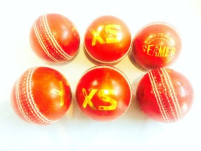 XS Leather Cricket Ball -   Size: 4,  Diameter: 20.5 cm