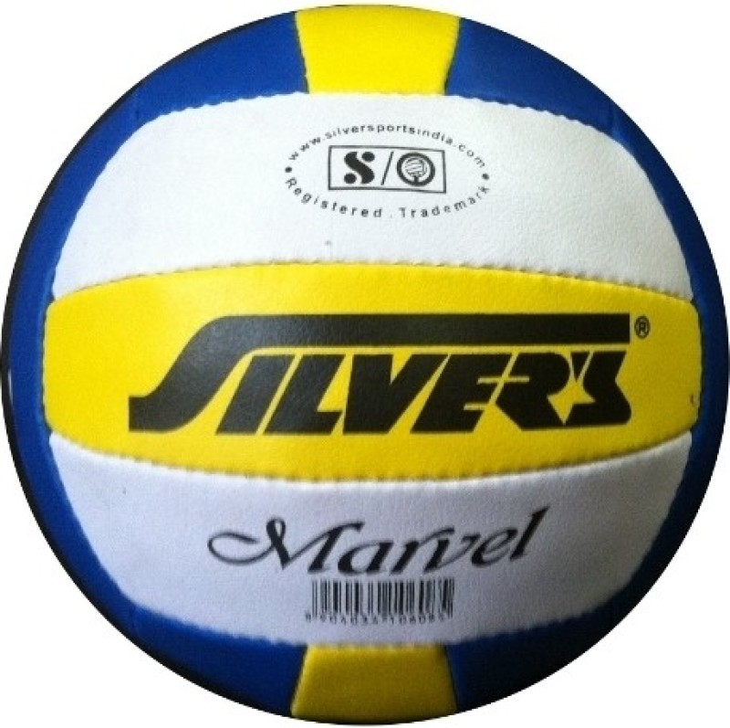 Silver's Marvel Volleyball -   Size: 4(Assorted)