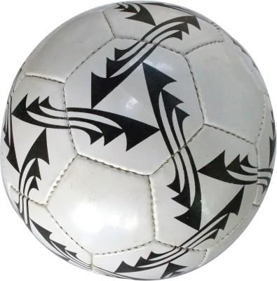 Ip BLACK & WHITE Football -   Size: 5,  Diameter: 2.5 cm