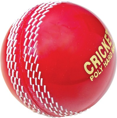 HRS Poly Cricket Hard Full Cricket Ball -   Size: Full,  Diameter: 7 cm