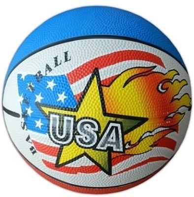 Flash BKT5 Basketball -   Size: 7,  Diameter: 75 cm
