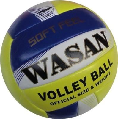 Wasan Soft Feel Volleyball -   Size: 5,  Diameter: 65 cm