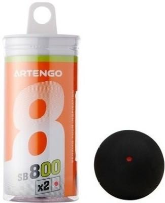 Artengo White Dot X2 Squash Ball