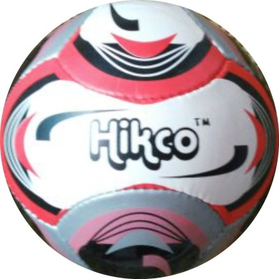 Hikco Mini-6 panel Black Football - Size: 1, Diameter: 15 cm(Pack of 1, Multicolor)
