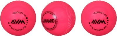 AVM Windball-3 Cricket Ball -   Size: Standard,  Diameter: 6.5 cm