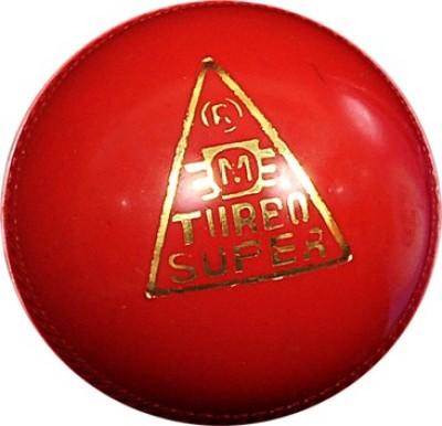 TURBO SUPER SYNTHETIC Cricket Ball -   Size: 5,  Diameter: 2.5 cm