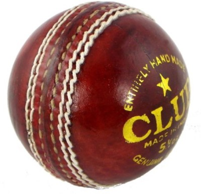 CW Club Cricket Ball -   Size: 5.5,  Diameter: 2.5 cm