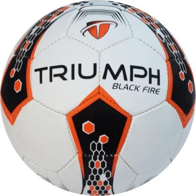 Triumph Black Fire Football -   Size: 5,  Diameter: 22 cm