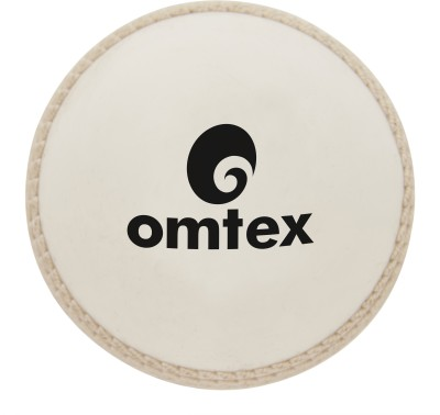Omtex Incredible Cricket Ball - Size- 5.5, Diameter- 2.5 cm(Pack of 1, Red, White)