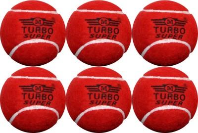 TURBO SUPER(MEDIUM WEIGHT) Tennis Ball -   Size: 5,  Diameter: 2.5 cm