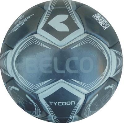 Belco TYCON 2 Football - Size: 5, Diameter: 22 cm(Pack of 1, Black)