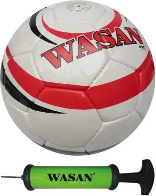 Wasan Pro With Free Pump Football -   Size: 5,  Diameter: 70 cm