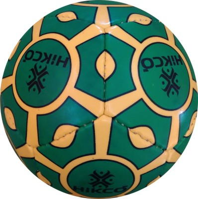 Hikco Mini 12 Panel green Football -   Size: 1,  Diameter: 15 cm