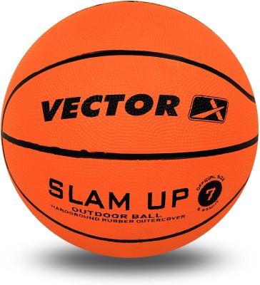 Vector X Slam Up Basketball -   Size: 7,  Diameter: 76 cm