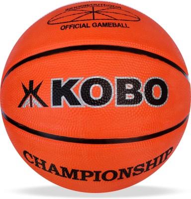 Kobo Championship Basketball - Size- 7, Diameter- 24.5 cm