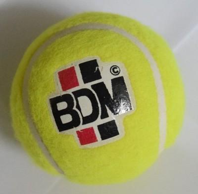Bdm Light Tennis Cricket Ball -   Size: 5,  Diameter: 2.5 cm