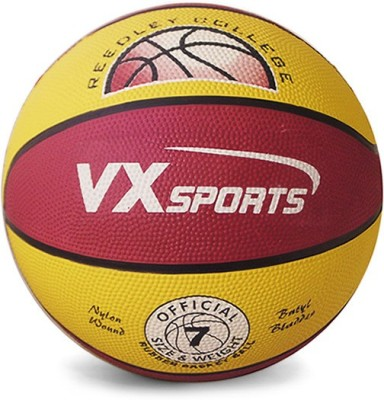 Vector X Multi-Colour Basketball -   Size: 7,  Diameter: 90 cm