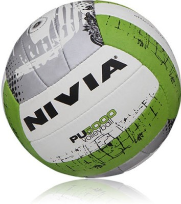 Nivia Pu-5000 Volleyball -   Size: 4,  Diameter: 2.5 cm