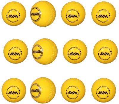 AVM Windball-20 Cricket Ball -   Size: Standard,  Diameter: 6.5 cm
