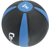Cofit Medicine Ball (Pack of 1, Blue,Bla...